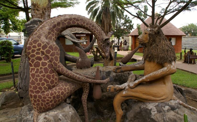 Travelling to Stone Town,Zanzibar